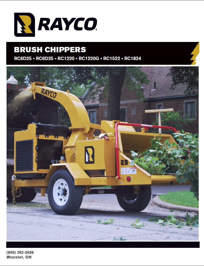 brush-chippers