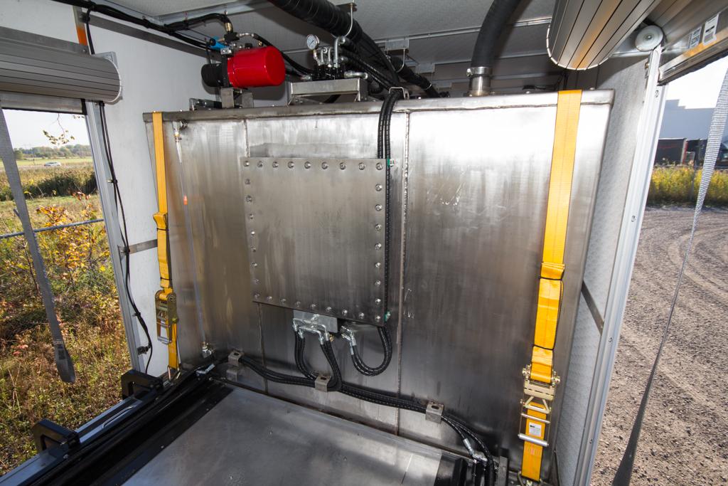 Réservoir à eau en acier inoxydable