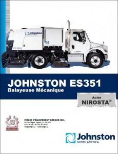 Page brochure ES351